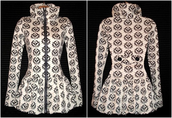 Funky Jacket Sewing Patterns Free Vignette - Knitting Pattern Ideas ...