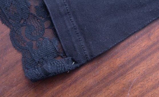 how to make a steampunk victorian jabot or neckerchief
