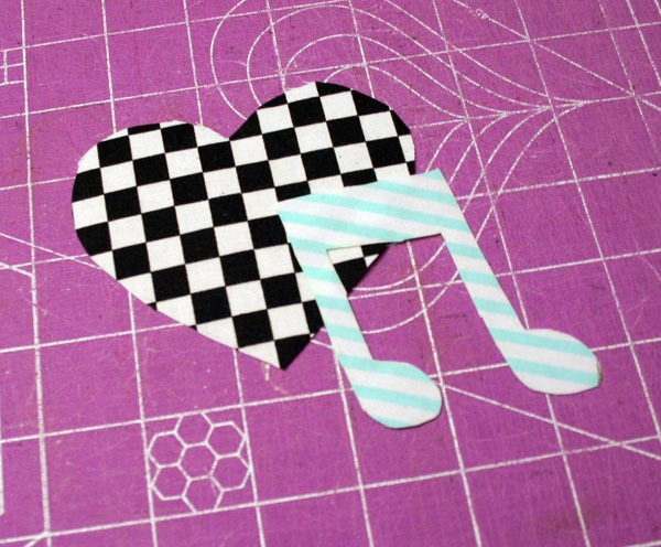 How to Sew Fabric Appliques – DIY Fashion Tutorial with video ...