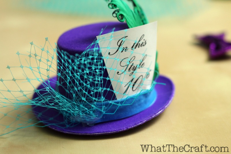 steampunk mini top hat tutorial wwwimgkidcom the