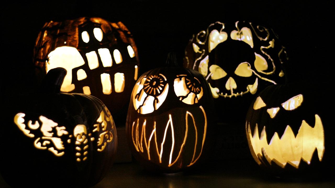 Pumpkins dark whatthecraft