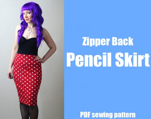 rockabilly_pencil_skirt_sewing_pattern