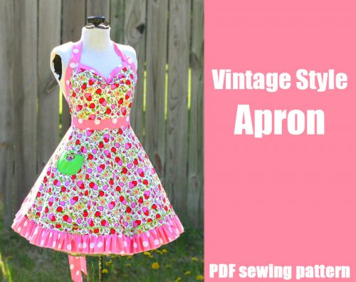 vintage_style_retro_apron_sewing_pattern